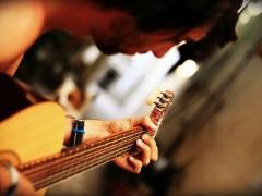Z czego składa się gitara?