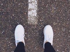 Jeśli buty sportowo – miejskie to tylko Nike