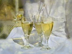 Właściwości szampana
