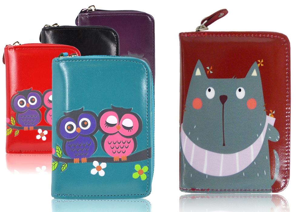 portfele dla dzieci