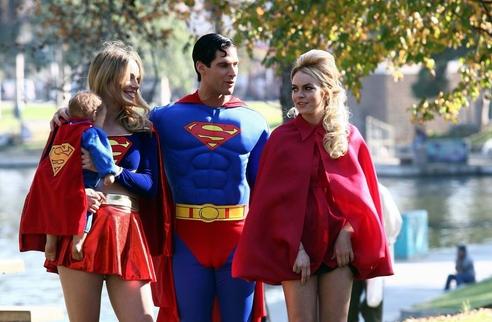 gadżety superman